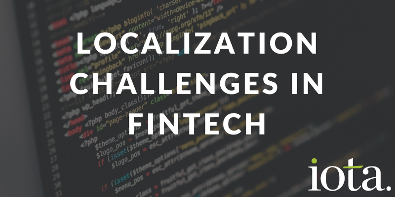 What a global fintech summit can teach us about communication…