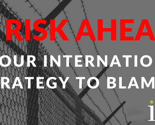 Is your global strategy putting your IP at risk?