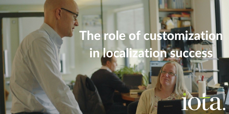 Customising Your Way To Localisation Success