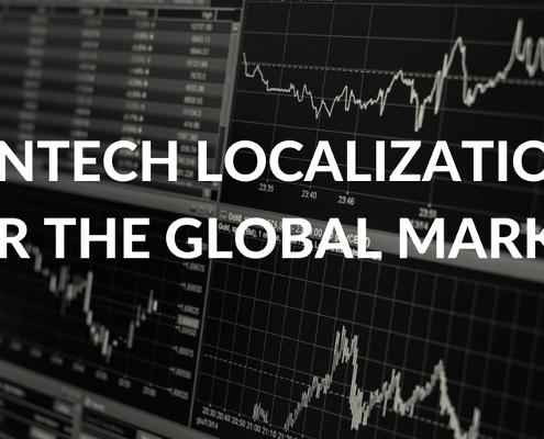 Fintech Localization — The Next Challenge