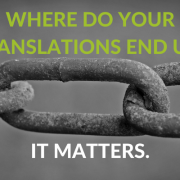 Where did your words end up? Do you know? Does it matter?
