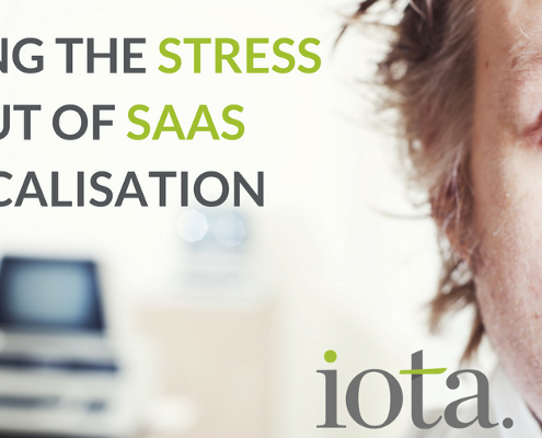 Taking the stress out of SaaS localisation…