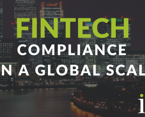 Fintech localisation — it's all about compliance…