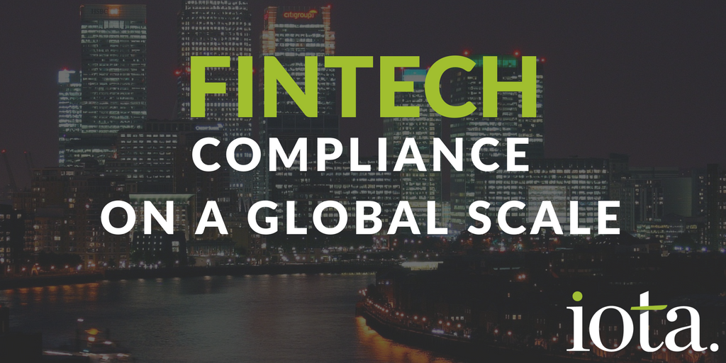 Fintech localisation—it's all about compliance…