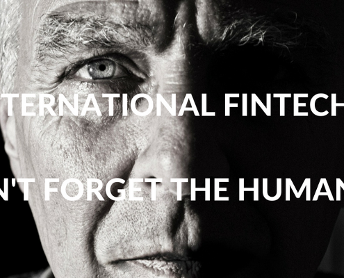 Taking your fintech global? Don't forget the humans…